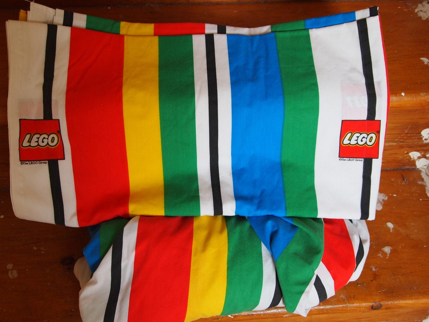 Lego Bedding Twin Flat And Fitted Sheets