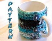 Grab Your Mug PDF PATTERN instant download