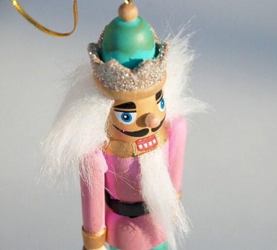 Oh so Shabby - Nutcracker Crazy Doll/Ornament - Number 2