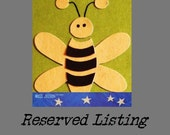 RESERVED Custom Listing for Playboy Pajama Party Invites