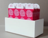 Wedding Guest Book Box - You choose the color
