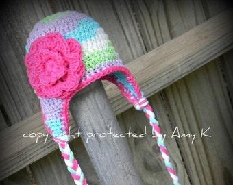 Baby Girl Hat, Crochet Baby Hats, Baby Girl, Crochet Baby Girl Hat, Newborn Baby Girl Hat, Crochet Hats