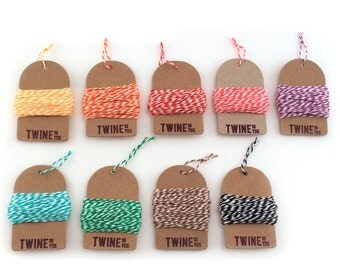 Bakers Twine (All 9 Colors)