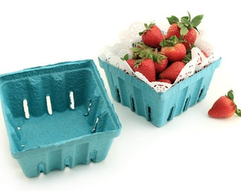 Strawberry Baskets 1 pint (qty 12)