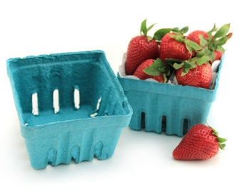 Strawberry Baskets 1 quart (qty 12)