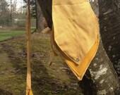 Faerie, Festival, Hip bag,woodland, Leaf pouch