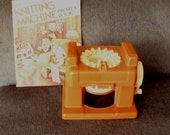 Vintage Mattel Knitting Machine