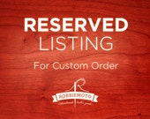 Reserved listing for Val