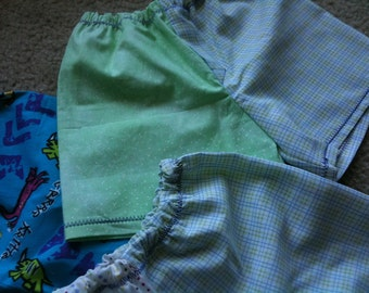 Custom Boys Boxers Size 5/6 (3 pack) - Ready to Ship