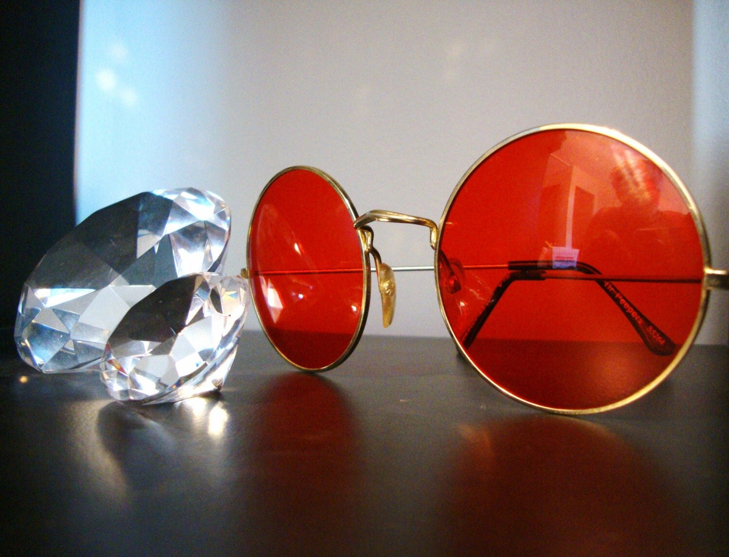 John Lennon Rimless Glasses | Louisiana Bucket Brigade