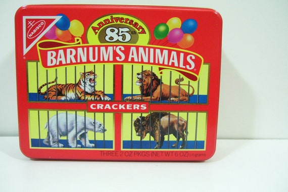 Nabisco Barnum's Animal Crackers Tin570 x 380 jpeg 35 КБ