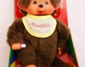 Monchhichi 80's Collectible