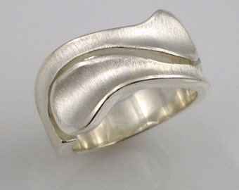 Zenitude Collection - Sterling silver ring 03