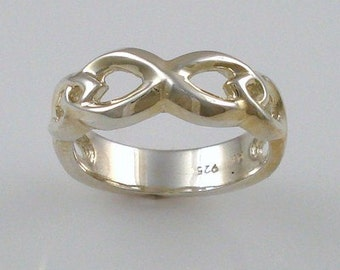 Celtic collection - Sterling silver ring 02