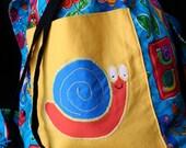 Toddler Backpack - Snail