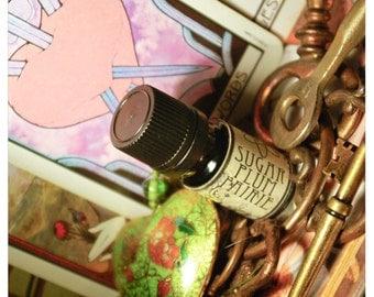 sugar plum fairie - natural perfume oil - 1/6 oz