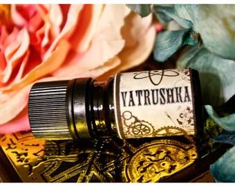 vatrushka - natural perfume oil - 1/6 oz
