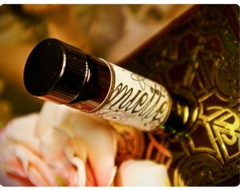 natural perfume or cologne oil - 1/2 oz - the old world apothecary vial of wonder - victorian charm trapped in a bottle - 62 aroma options