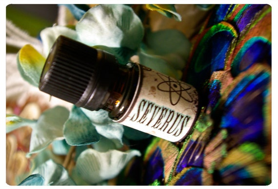 severus - natural perfume oil - 1/6 oz