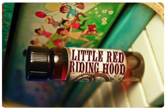 little red riding hood - natural perfume oil - 1/2 oz