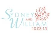 Customized Wedding Monogram - Digital Format - Printable Design. . . .by Maxim Creative Invites