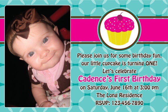 DIY Printable Birthday Invitation - Printable Party Invitation 4 X 6 or 5 X 7.....by Maxim Creative Invites