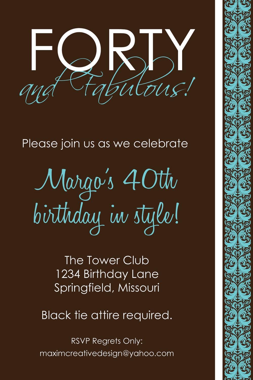 Diy printable invitation birthday party by maximcreativeinvites for Diy birthday invitations free