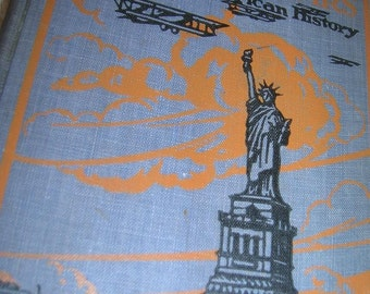 Broad Stripes and Bright Stars stories of American history 1920 HC by Carolyn Sherwin Bailey