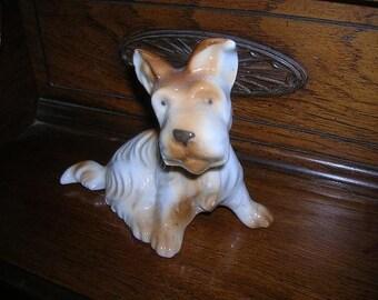 Scottie Dog Figurine