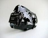 Steel Dinosaur Skull Velociraptor Metal Puzzle Kit Desk Decoration Plasma Cut