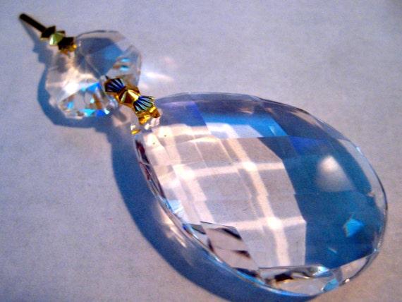 10 Chandelier Crystal Prisms - CRYSTAL - Best Quality - SET of 10