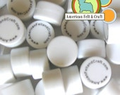 10 DIY Mini rattle Inserts perfect for baby and pet toys Meets EN71 and CPSIA standards for safety. Make your own toys.