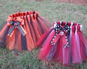Baby / Toddler / Girl's Auburn Tigers or Alabama Crimson Tide TuTu - Your Choice