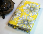 Large Paperback Book Cover -  Eclipse Cotton Fabric