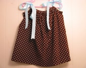 HUGE CLEARANCE SALE      Pillowcase Dress 12 Months