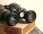 caulfield collection. french military binoculars