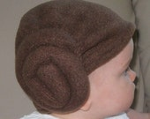 Space Princess Baby Hairdo Hat