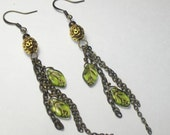 Enchanted Vine earrings
