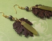 Forest Spirit earrings