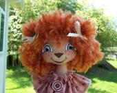 Annie Daisie May Doll INSTANT DOWNLOAD Pattern 218 ET
