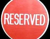 Reserved for Lauren