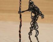 Grim Reaper Wire Figure