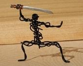 Ninja Wire Figure