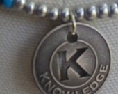 Knowledge Pendant Necklace