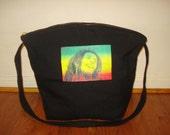 Bob Marley Shoulder Bag