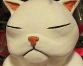 Kitten Ornament - Snowflake