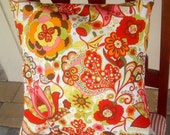 SALE Mirabelle...16x16 Pillow Cover