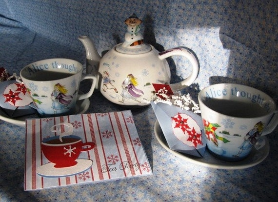 Tea Party - Alice in Winterland - ON SALE
