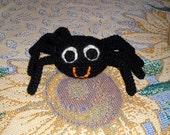 Spooky Spider - PDF Crochet Pattern
