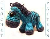 Zebra PDF Crochet Pattern